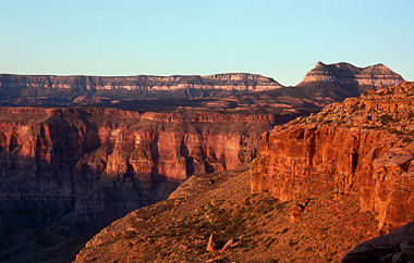 Thumbnail image ofSunset in the Grand Canyon.