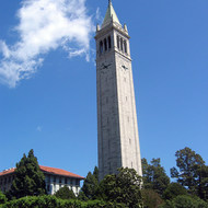 The Campanile, UC Berkeley.