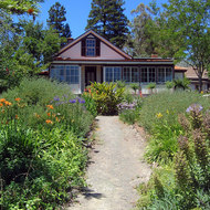 The Beauty Ranch house, Jack London State Park.