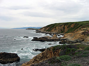 Thumbnail image of The view from Bodega Head, Sonoma County State...