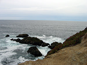 Thumbnail image ofThe view from Bodega Head, Sonoma County State...