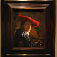 Girl With a Red Hat, The National Gallery of Art, Washington, DC.