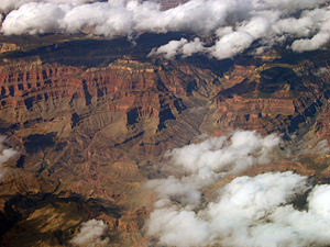 Thumbnail image of The central part of the Grand Canyon.