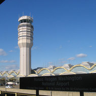 Ronald Reagan Washington National Airport.