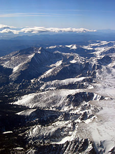 Thumbnail image of The Rocky Mountains outside of Denver.