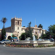 The House of Hospitality in Balboa Park.