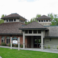 The Jacksonville branch of the Jackson County Library System in Oregon.
