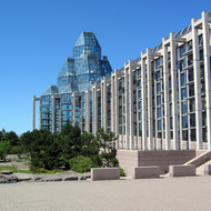The National Gallery of Art, Ottawa, Ontario.
