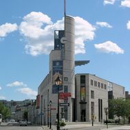 The Pointe-a-Calliere Museum in Montreal.