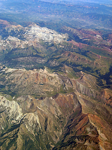 Thumbnail image of The Rocky Mountains in Colorado.