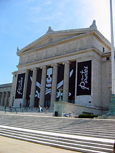 Thumbnail image ofThe Field Museum of Natural History in Grant Park,...