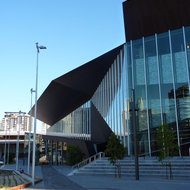 The Melbourne Convention and Exhibition Centre.