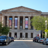 The National Portrait Gallery.