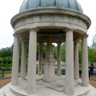 Andrew and Rachel Jackson's tomb at The Hermitage.