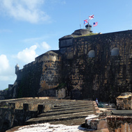 The San Felipe del Morro Fortress, on Punta del Morro.
