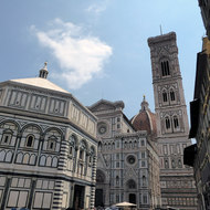 The Cathedral of Santa Maria del Fiore.