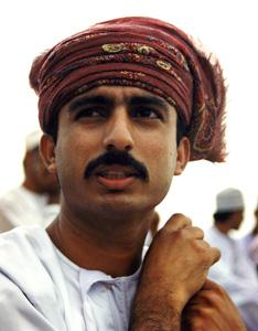 Thumbnail image ofA Friend - Barka, Oman
