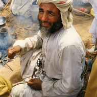 Coffee Break - Mintirib, Oman