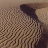 Ripples in the Sand - Al Huqf, Oman