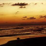 Beach Sunset - Salalah, Oman
