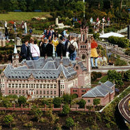 Government Building Miniature - Madurodam, the Hague, the Netherlands