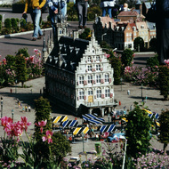 Gouda Gemeentehuis Miniature - Madurodam, the Hague, the Netherlands