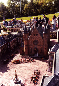 Thumbnail image of Het Binnenhof Miniature - Madurodam, the Hague,...