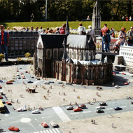 Nieuwe Kerk Miniature - Madurodam, the Hague, the Netherlands