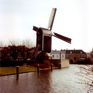 De Put Windmill - Leiden, the Netherlands