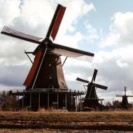 Windmills - Zaanse Schans, the Netherlands