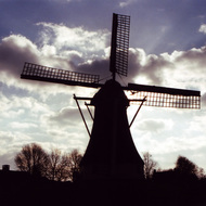 Windmills - Rolde, the Netherlands