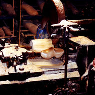 Wooden Shoe Making - Zaanse Schans, the Netherlands