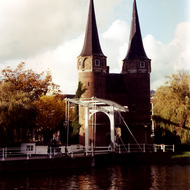 Oostpoort - The Delft, the Netherlands