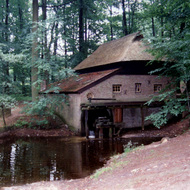 Watermill - Arnhem, the Netherlands