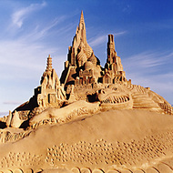 Sand Castle - Scheveningen, the Netherlands
