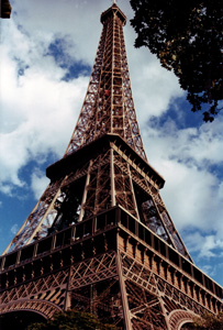 Thumbnail image of Eiffel Tower - Paris, France