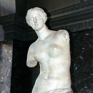 Venus de Milo - The Louvre, Paris