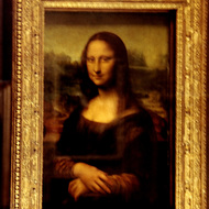 Mona Lisa - The Louvre, Paris