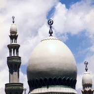 Mosque - Seria, Brunei
