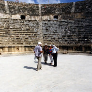 South Theater - Jerash, Jordan