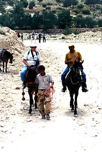 Thumbnail image ofStart of the Trek - Petra, Jordan