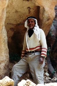 Thumbnail image ofJordanian Worker - Petra, Jordan