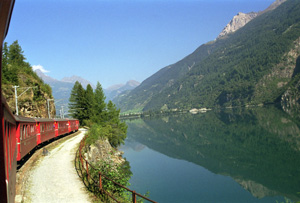 Thumbnail image of Bernina Express, Switzerland
