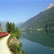 Bernina Express, Switzerland
