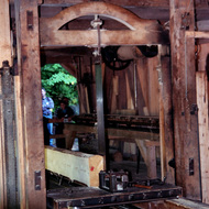 Old Saw Mill, Ballenberg Open Air Museum - Brienz, Switzerland