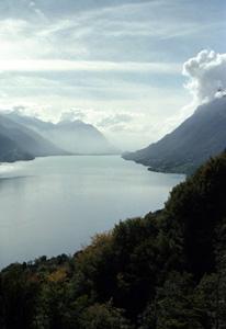 Thumbnail image ofBrienzersee at Sundown - Brienz, Switzerland