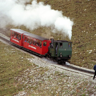 Rothorn Cog Railway - Brienz, Switzerland