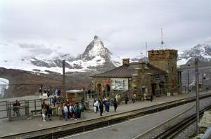 Thumbnail image ofGornergrat, Switzerland