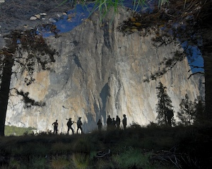 Thumbnail image ofYosemite, reflections in the Merced River.