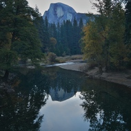 Yosemite reflections.